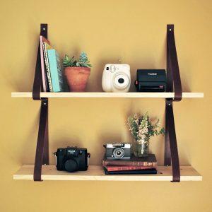 Giá sách handmade xinh xắn cho căn phòng của bạn - 1