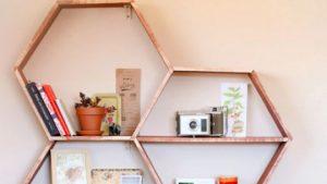 Giá sách handmade xinh xắn cho căn phòng của bạn - 2