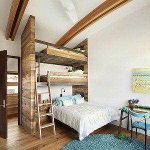 6 kiểu giường tầng độc đáo cho trẻ