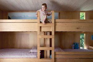 6 kiểu giường tầng độc đáo cho trẻ - 3
