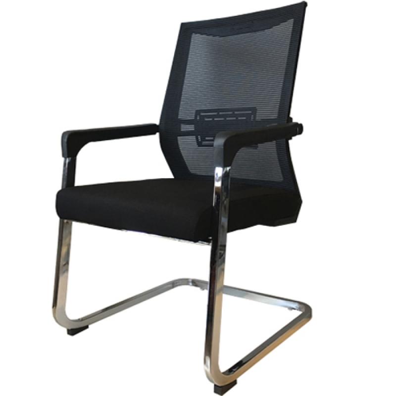 Lựa chọn ghế phòng họp chân quỳ inox cho văn phòng hiện đại