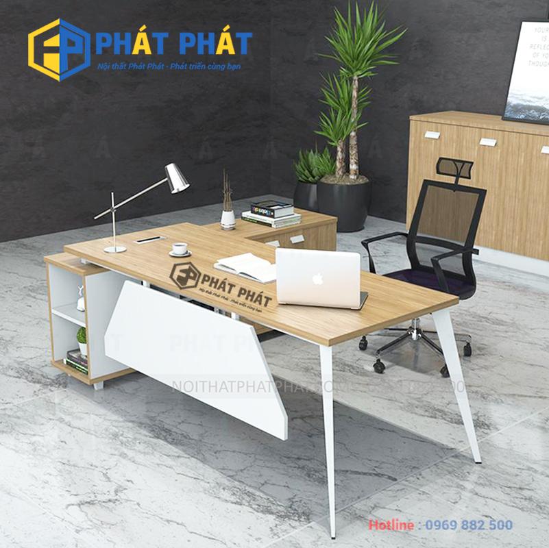 Ưu điểm vượt trội của các mẫu bàn làm việc đẹp tại Phát Phát