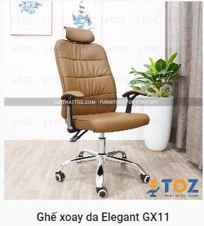 Mua ghế xoay giá rẻ đẹp và chất lượng