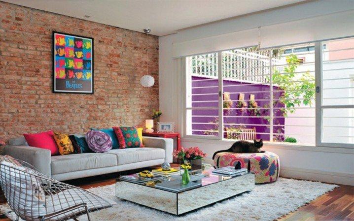 Lựa chọn màu sắc nội thất phù hợp theo phong thủy