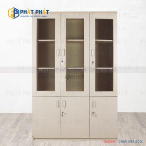 Các loại chất liệu thông dụng để làm tủ văn phòng