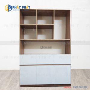 Các loại chất liệu thông dụng để làm tủ văn phòng - 1