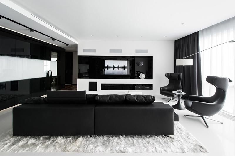Ghế sofa da cao cấp mang lại sự hiện đại cho phòng khách nhà bạn