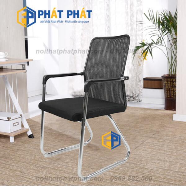 Ghế lưới chân quỳ – Ghế văn phòng hiện đại giá rẻ