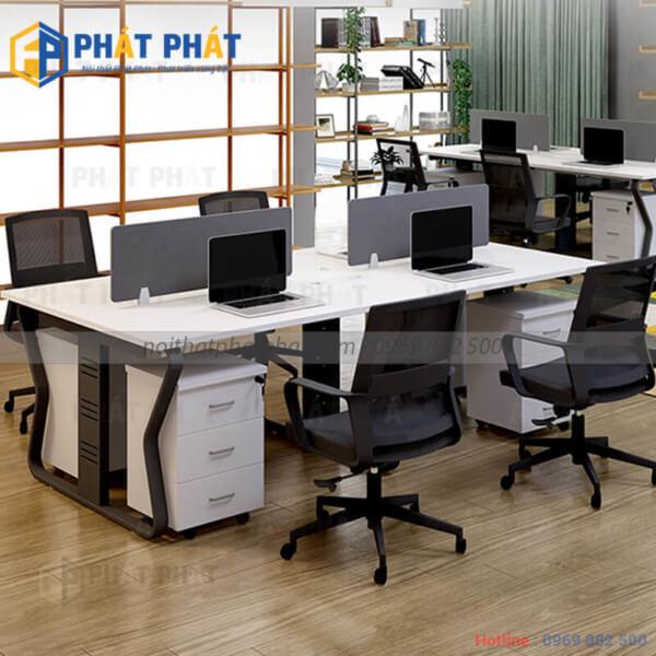 Vì sao nên sử dụng bàn văn phòng giá rẻ Hà Nội