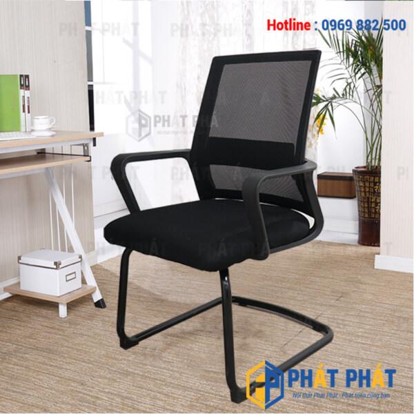 Ghế lưới chân quỳ - Ghế văn phòng hiện đại giá rẻ