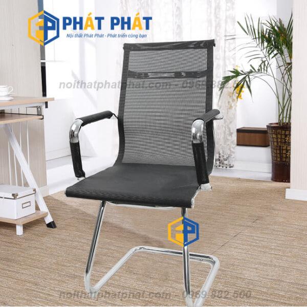 Ghế lưới chân quỳ - Ghế văn phòng hiện đại giá rẻ - 3