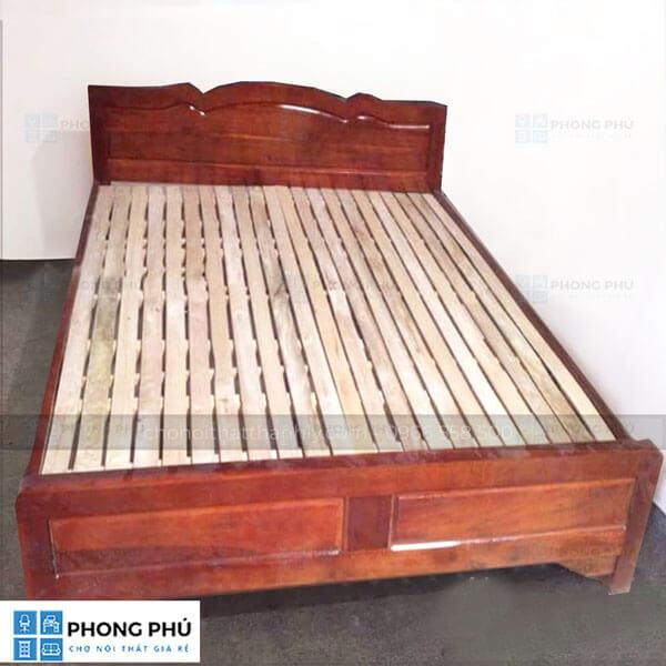 Những lưu ý quan trọng khi mua giường gỗ keo
