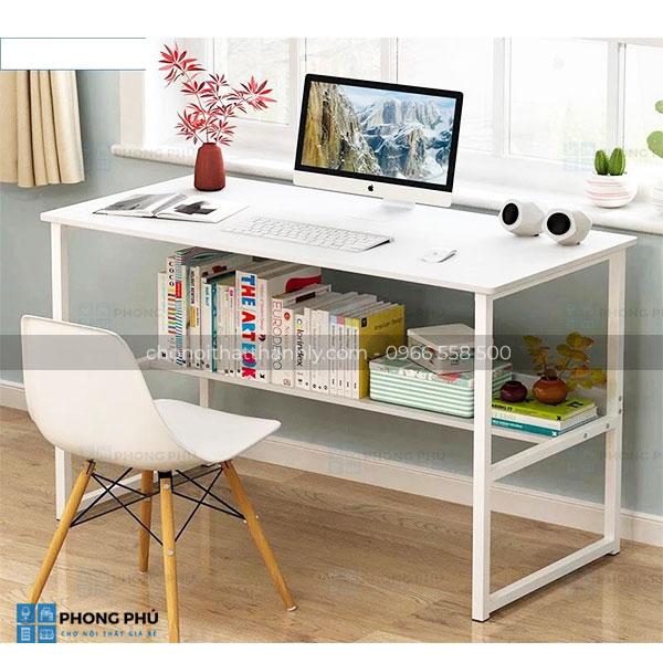 Chọn bàn làm việc đơn giản tại nhà để tối ưu diện tích