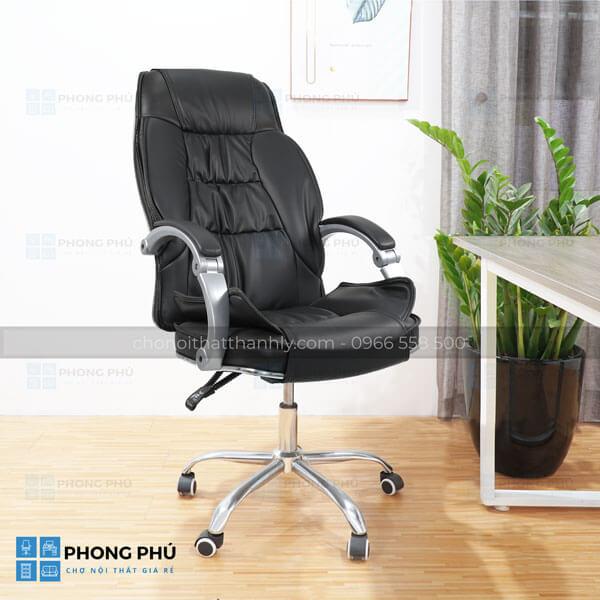 Những mẫu ghế xoay trưởng phòng cao cấp, hiện đại - 2