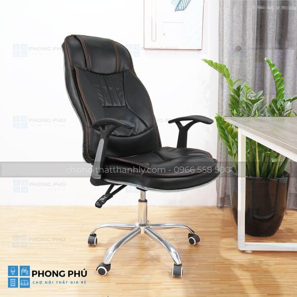 Những mẫu ghế xoay trưởng phòng cao cấp, hiện đại - 1