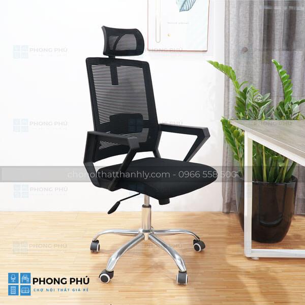 Tìm hiểu đặc điểm của ghế làm việc và lựa chọn sản phẩm phù hợp