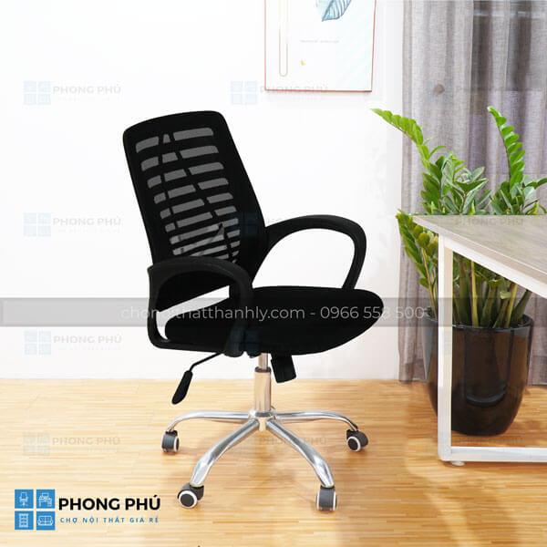 Những mẫu ghế văn phòng giá rẻ đón đầu xu hướng