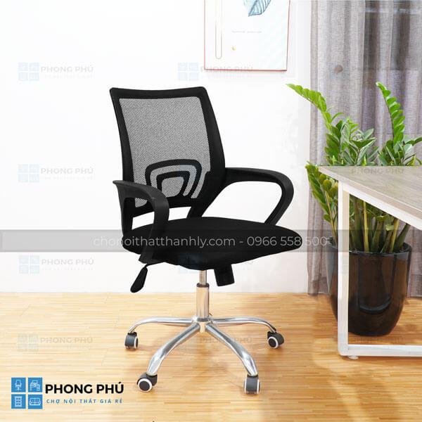 Những mẫu ghế văn phòng giá rẻ đón đầu xu hướng - 1