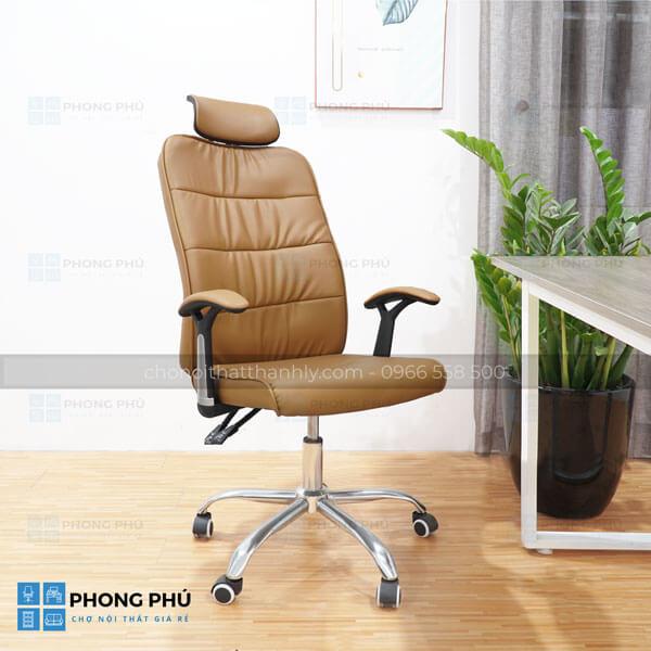 Những mẫu ghế xoay trưởng phòng cao cấp, hiện đại