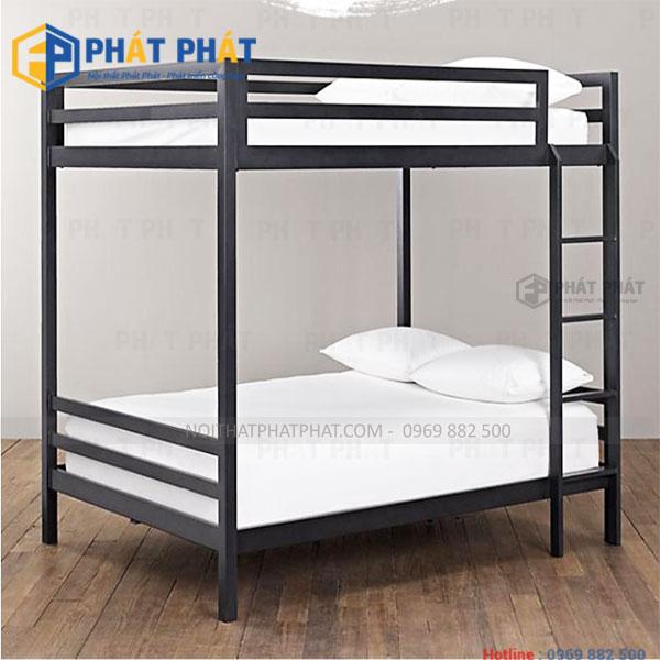 Mãn nhãn với những mẫu giường tầng sắt đẹp hiện đại - 2
