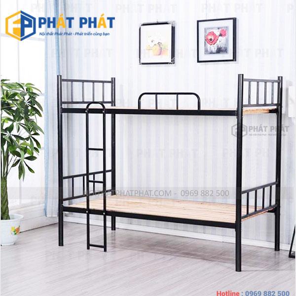 Mãn nhãn với những mẫu giường tầng sắt đẹp hiện đại
